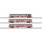 Coffret de voitures voyageurs Regionalexpress -  époque : VI
