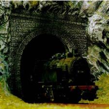 Entrée de tunnel vapeur n