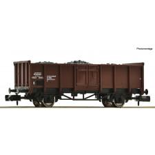 2-achsiger off. Güterwagen E