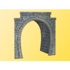 H0 Tunnelportal 1-gleisig