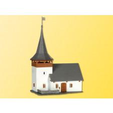 N Dorfkirche Sertig