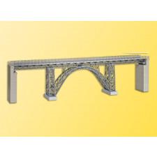 H0 Stahltraeger-Viadukt Mueng
