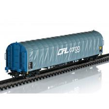Schiebeplanenwagen Rilnss, CFL Cargo, VI