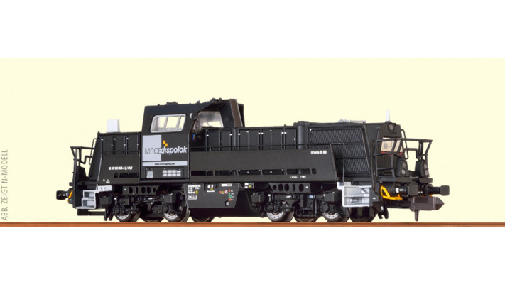 H0 Diesel Loco Gravita 10BB M