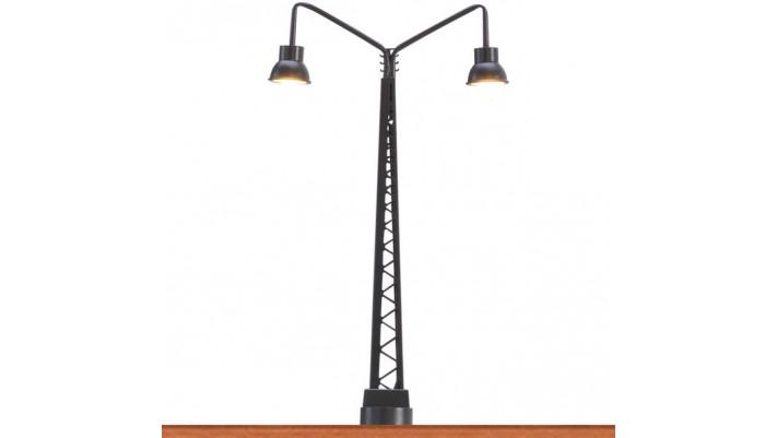 N LED-Lattice-mast Light Pin-Socket