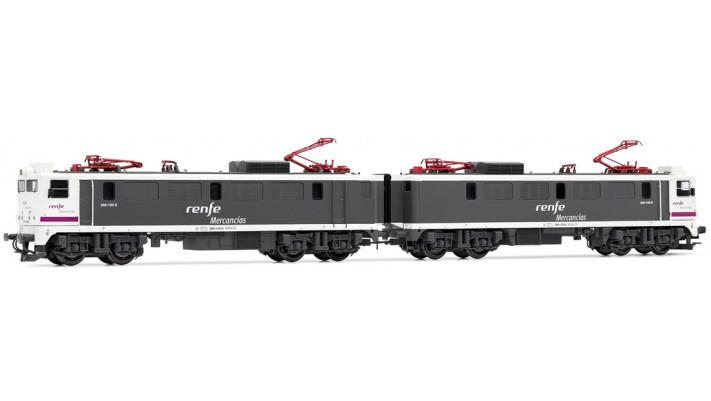 Locomotora 289.102  Tandem  Renfe Mercancías