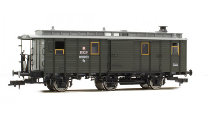 FOURGON CHAUDIERE 04 PKP