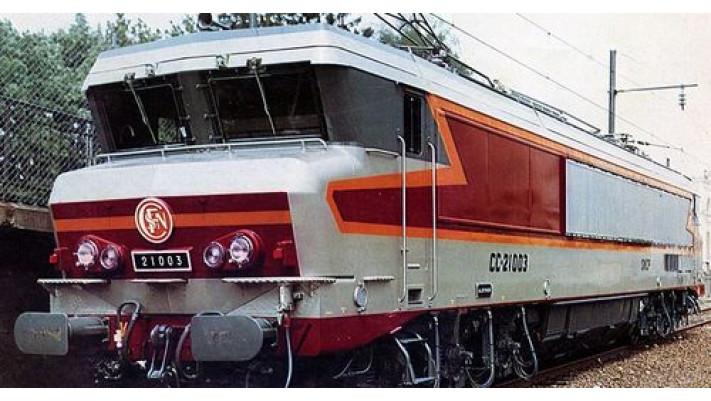 Locomotive électrique CC 21003 - SNCF