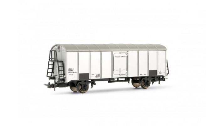 Wagon frigorifique à deux essieux