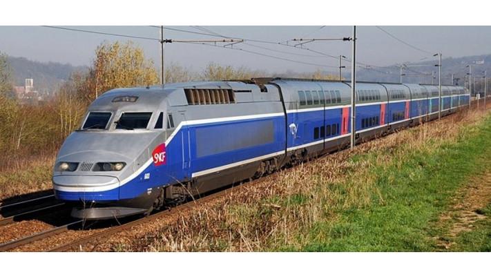 TGV RESEAU duplex  10 elements SNCF