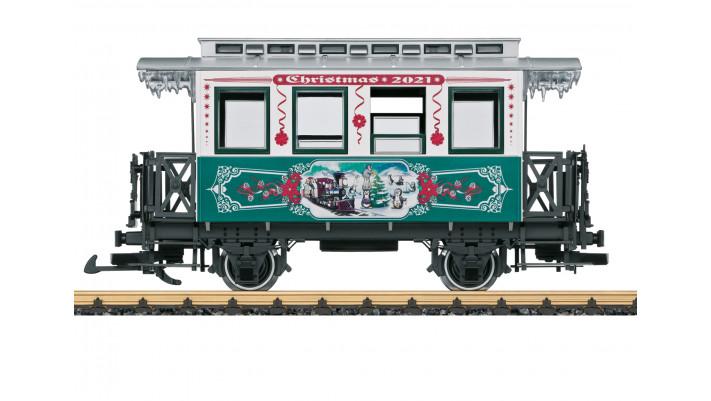 Wagon de Noël 2021 LGB
