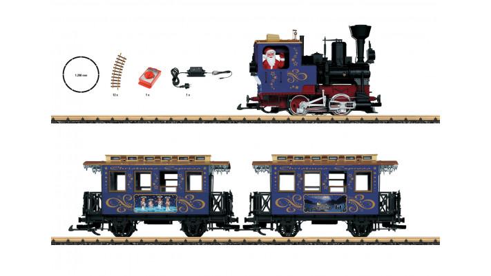Set de départ Train de Noël
