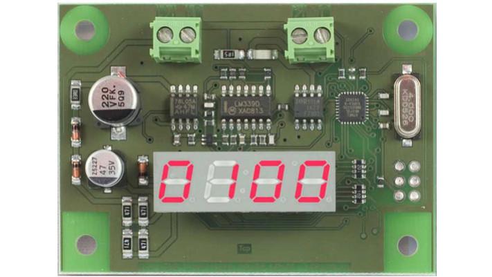LRC120 afficheur d'adresses