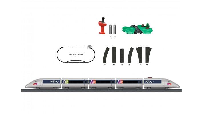 Märklin MYWORLD - Coffret de départ  TGV  , SNCF