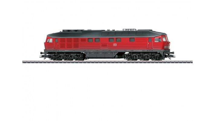 Diesellok,BR 232,DB AG,gealtert,MHI,VI