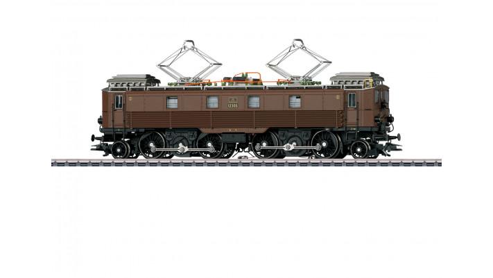 Locomotive életrique Be 4/6 SBB, II