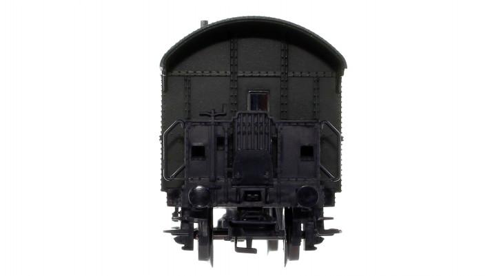 Personenwagen 2.Kl. DB