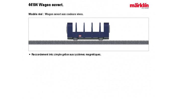 Rungenwagen(Magnetkupplungen) MyWorld