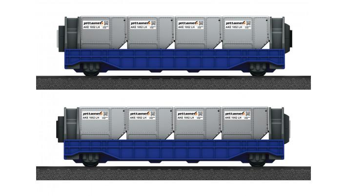 Coffret de wagons Airport Jettainer