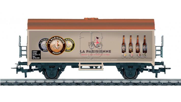 Wagon PULLMAN -  La Parisienne