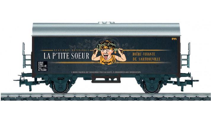 Wagon PULLMAN -  La Ptite soeur