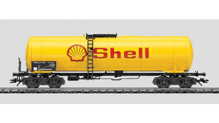 Kesselwagen Shell DB