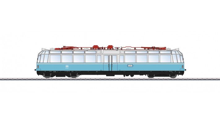 Aussichtstriebwagen BR 491 DB