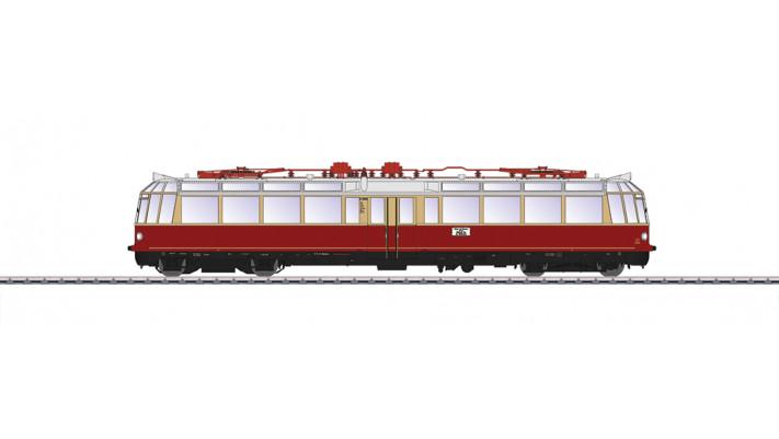Aussichtstriebwagen ET 91 DB