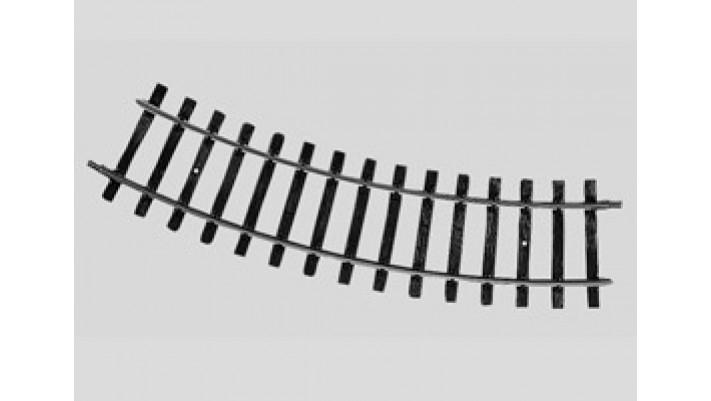 Gleis geb.r 600 mm, 30 Gr.