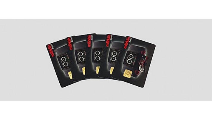 Lokkarten-Set (Inh.5 Karten)