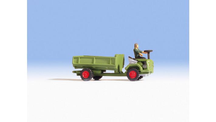 Schilter Tracteur