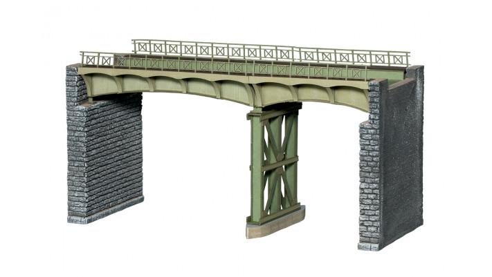 Pont urbain, 1 voie