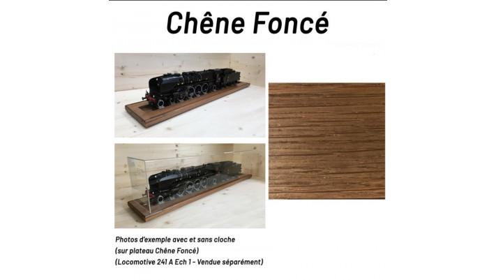 Banc d'Essai et de Présentation 900 mm + Cloche