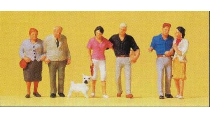 couples, chien