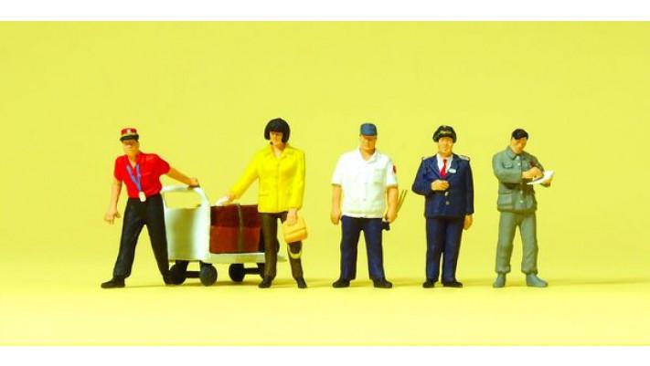 personnel bagagiste