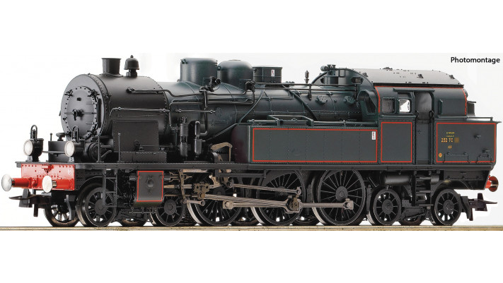 Dampflok 232 TC  SNCF