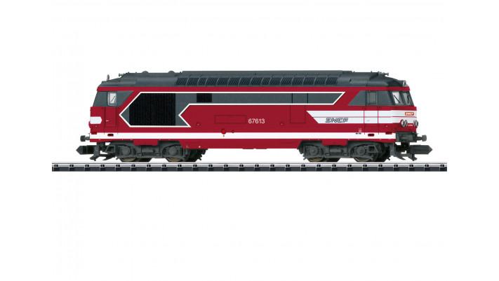 Diesellokomotive Serie 67400, SNCF, Ep.VI - automne20