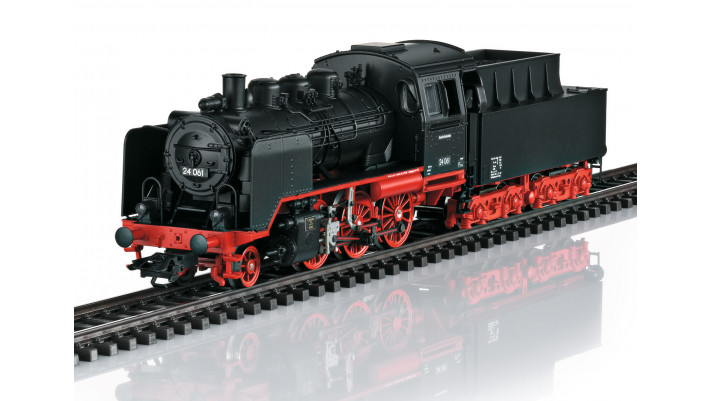 Dampflok BR 24 DB