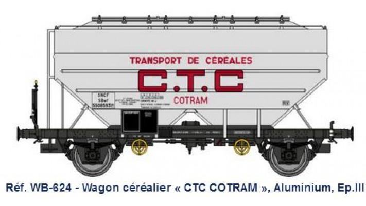 CEREALIER RICHARD CTC COTRAM EpIII    SNCF