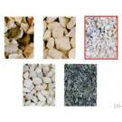 Eboulis de pierres quartz moy