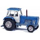 Tracteur sale et rouillé#