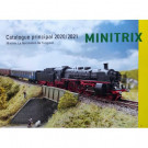 CATALOGUE MINITRIX N   2020-2021  4 euros de port