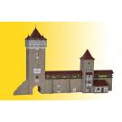 N Stadtmauer mit Fachwerkturm