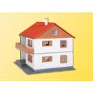 H0 Zweifamilienhaus