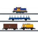 Digital-Startpackung   Niederländischer Güterzug