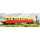 Autorail VH ex-PLM X-2111 CLERMONT Ep.III Feux d'angle - chasse pierre