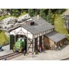 Remise à locomotives Tannau