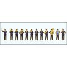 orchestre, 12 figurines