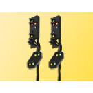 H0 zwei Licht-Signalköpfe zum Nachrüsten