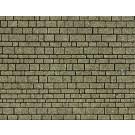 0 Mauerplatte Bruchstein